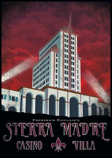 sierra madre casino and villa